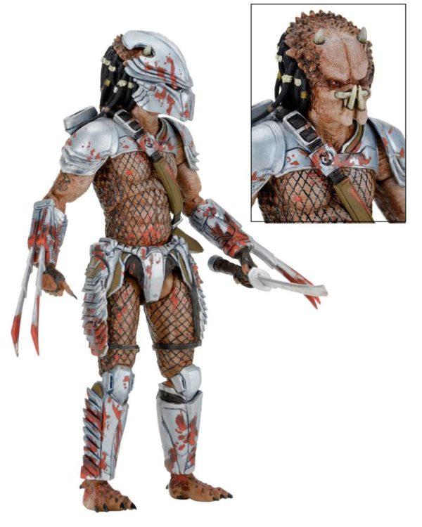 HORNEAD PREDATOR FIGURINE PREDATOR SERIES 18 NECA 20 CM (2) 634482515457 kingdom-figurine.fr