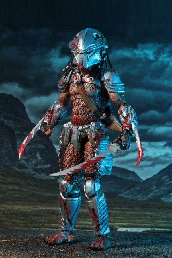 HORNEAD PREDATOR FIGURINE PREDATOR SERIES 18 NECA 20 CM (5) 634482515457 kingdom-figurine.fr