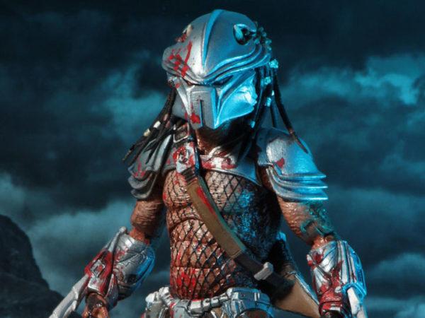HORNEAD PREDATOR FIGURINE PREDATOR SERIES 18 NECA 20 CM (5bis) 634482515457 kingdom-figurine.fr