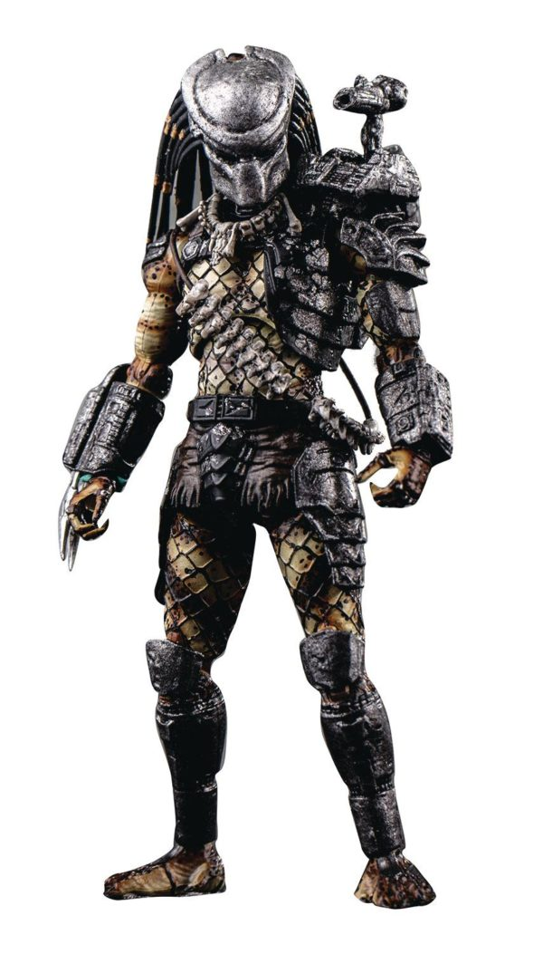 JUNGLE PREDATOR PREVIEWS EXCLUSIVE FIGURINE 1-18 PREDATOR 2 HIYA TOYS 11 CM (1bis) 6957534200403 kingdom-figurine.fr