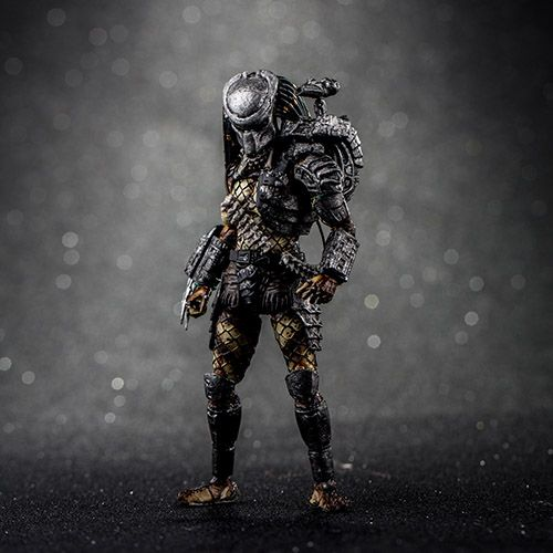 JUNGLE PREDATOR PREVIEWS EXCLUSIVE FIGURINE 1-18 PREDATOR 2 HIYA TOYS 11 CM (2) 6957534200403 kingdom-figurine.fr