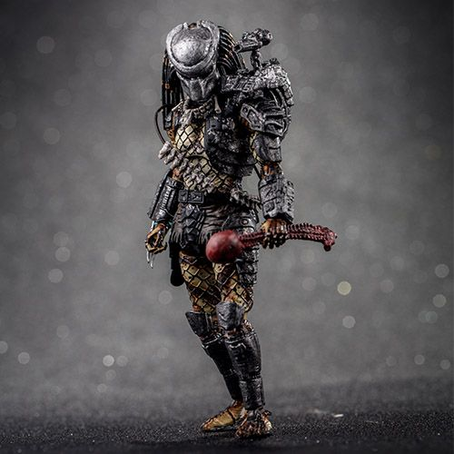 JUNGLE PREDATOR PREVIEWS EXCLUSIVE FIGURINE 1-18 PREDATOR 2 HIYA TOYS 11 CM (3) 6957534200403 kingdom-figurine.fr