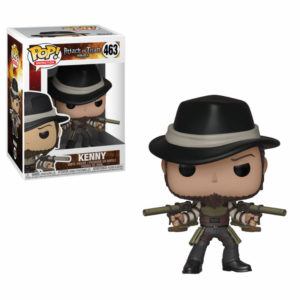 KENNY FIGURINE L'ATTAQUE DES TITANS POP ANIMATION 463 FUNKO 889698356756 kingdom-figurine.fr