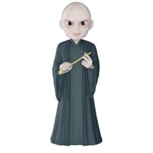 LORD VOLDEMORT FIGURINE HARRY POTTER ROCK CANDY FUNKO 13 CM (1) 889698302876 kingdom-figurine.fr