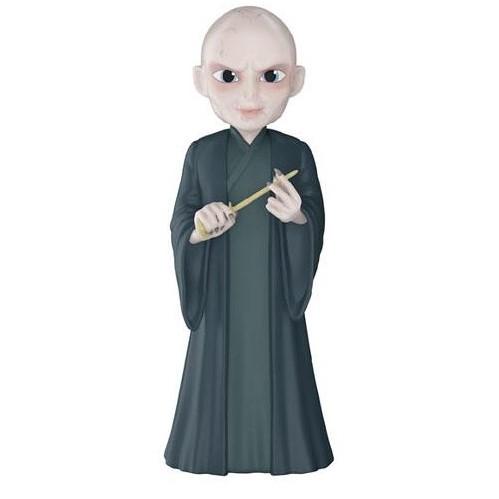 LORD VOLDEMORT FIGURINE HARRY POTTER ROCK CANDY FUNKO 13 CM (1) 889698302876 kingdom-figurine.fr