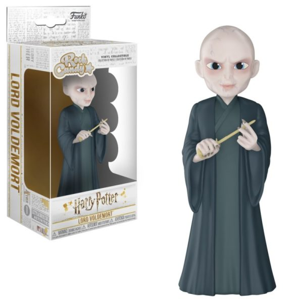 LORD VOLDEMORT FIGURINE HARRY POTTER ROCK CANDY FUNKO 13 CM (2) 889698302876 kingdom-figurine.fr
