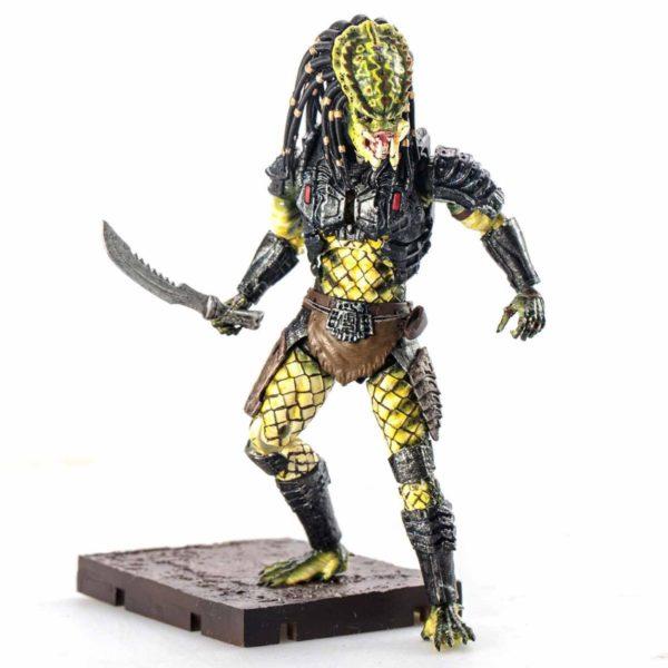 LOST PREDATOR PREVIEWS EXCLUSIVE FIGURINE 1-18 PREDATOR 2 HIYA TOYS 11 CM (1) 6957534200328 kingdom-figurine.fr