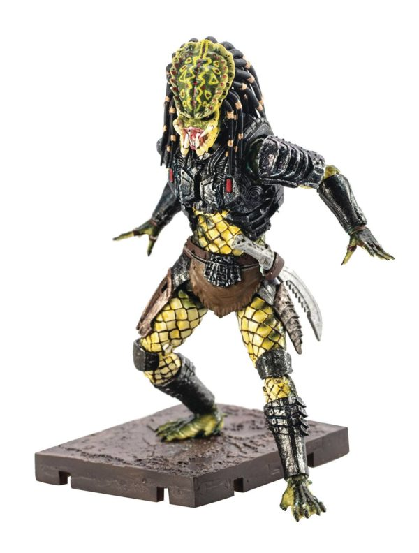 LOST PREDATOR PREVIEWS EXCLUSIVE FIGURINE 1-18 PREDATOR 2 HIYA TOYS 11 CM (1bis) 6957534200328 kingdom-figurine.fr