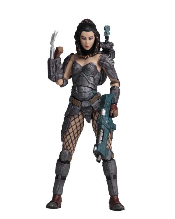 MACHIKO PREDATOR FIGURINE PREDATOR SERIES 18 NECA 16 CM (1) 634482515440 kingdom-figurine.fr