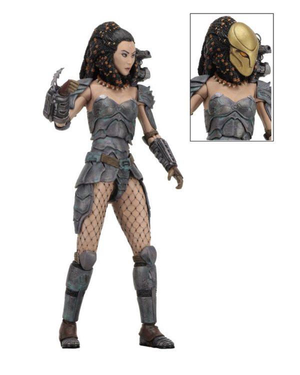 MACHIKO PREDATOR FIGURINE PREDATOR SERIES 18 NECA 16 CM (2) 634482515440 kingdom-figurine.fr