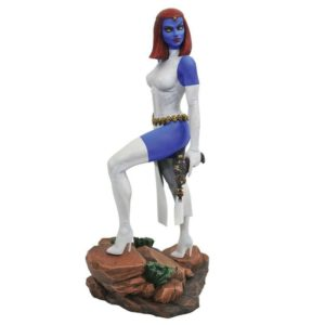 MYSTIQUE STATUETTE MARVEL COMIC PREMIER COLLECTION DIAMOND SELECT TOYS 28 CM (1) 699788832035 kingdom-figurine.fr
