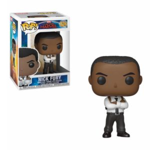 NICK FURY FIGURINE CAPTAIN MARVEL POP 428 FUNKO 889698363518 kingdom-figurine.fr