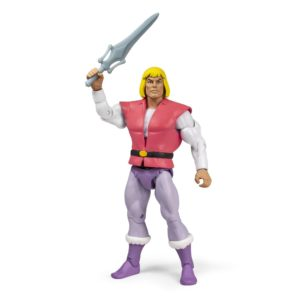 PRINCE ADAM FIGURINE MASTERS OF THE UNIVERSE CLASSICS CLUB GRAYSKULL SUPER7 18 CM (1) SUP7-MOTU-CGW4-PA kingdom-figurine.fr