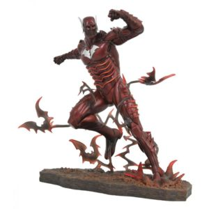RED DEATH STATUE DARK NIGHTS METAL DC COMIC GALLERY DIAMOND SELECT TOYS 25 CM (1) 699788833988 kingdom-figurine.fr