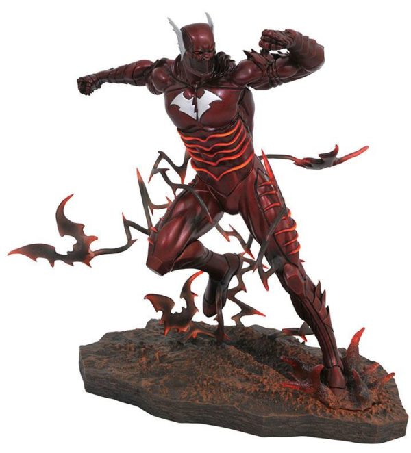 RED DEATH STATUE DARK NIGHTS METAL DC COMIC GALLERY DIAMOND SELECT TOYS 25 CM (4) 699788833988 kingdom-figurine.fr