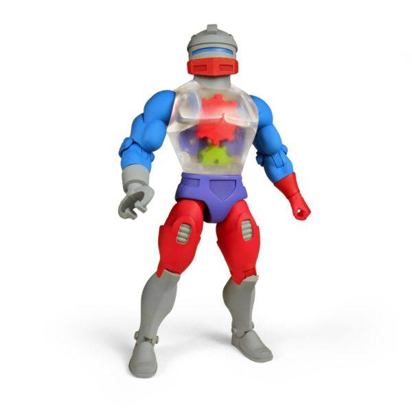 ROBOTO FIGURINE MASTERS OF THE UNIVERSE CLASSICS CLUB GRAYSKULL SUPER7 18 CM (1) SUP7-MOTU-CGW4-RB kingdom-figurine.fr