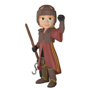 RON IN QUIDDITCH FIGURINE HARRY POTTER ROCK CANDY FUNKO 13 CM (1) 889698302869 kingdom-figurine.fr