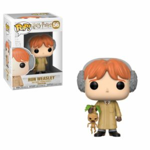 RON WESLEY (HERBOLOGY) FIGURINE HARRY POTTER POP 56 FUNKO 889698295017 kingdom-figurine.fr