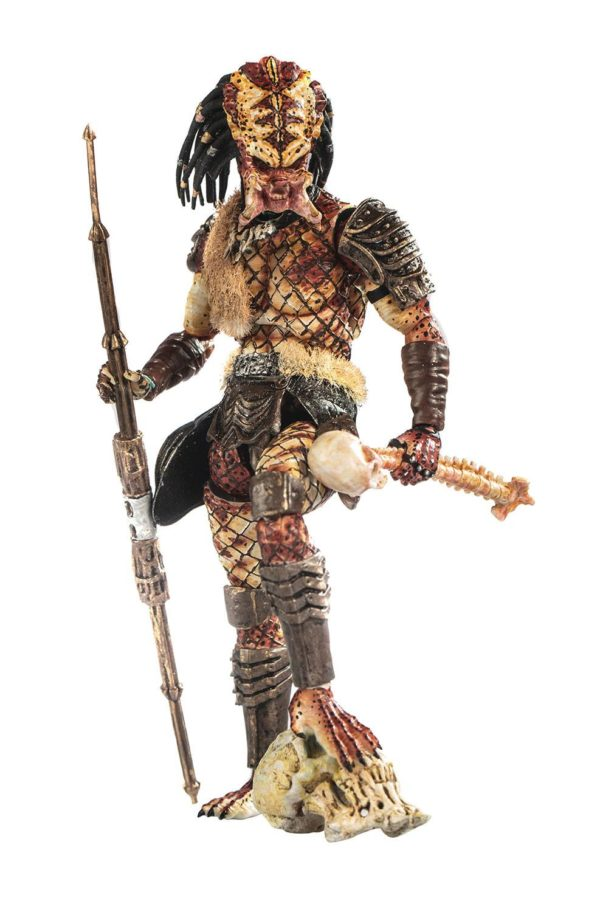 SHADOW-SNAKE PREDATOR PREVIEWS EXCLUSIVE FIGURINE 1-18 PREDATOR 2 HIYA TOYS 11 CM (1bis) 6957534200274 kingdom-figurine.fr