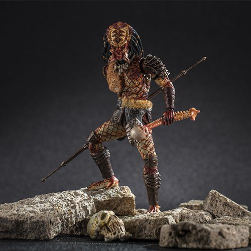 SHADOW-SNAKE PREDATOR PREVIEWS EXCLUSIVE FIGURINE 1-18 PREDATOR 2 HIYA TOYS 11 CM (2) 6957534200274 kingdom-figurine.fr