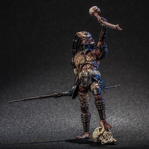 SHADOW-SNAKE PREDATOR PREVIEWS EXCLUSIVE FIGURINE 1-18 PREDATOR 2 HIYA TOYS 11 CM (3) 6957534200274 kingdom-figurine.fr