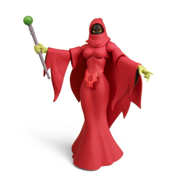 SHADOW WEAVER FIGURINE MASTERS OF THE UNIVERSE CLASSICS CLUB GRAYSKULL SUPER7 18 CM (1) SUP7-MOTU-CGW4-SW kingdom-figurine.fr