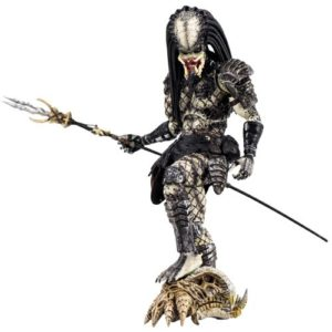 SHAMAN PREDATOR PREVIEWS EXCLUSIVE FIGURINE 1-18 PREDATOR 2 HIYA TOYS 11 CM (1) 6957534200335 kingdom-figurine.fr