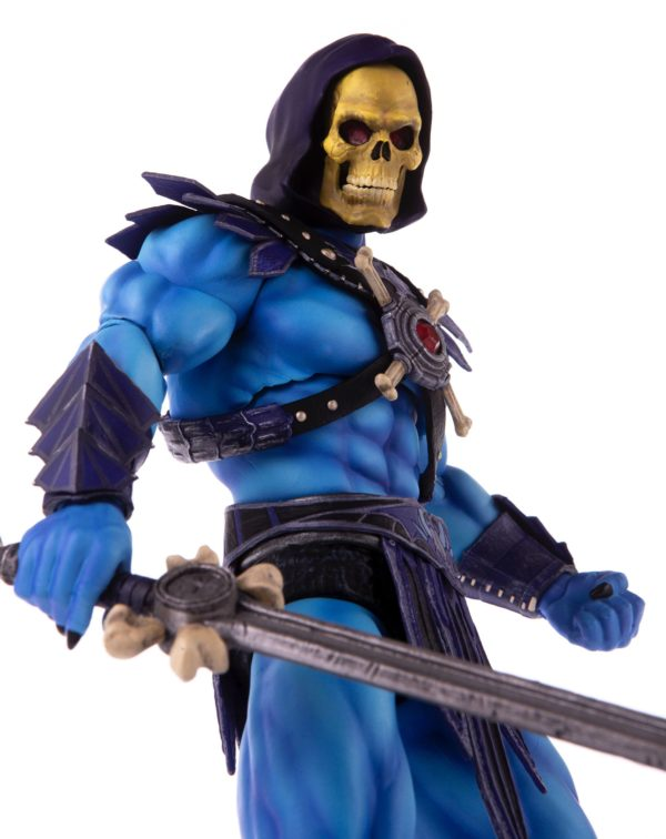 SKELETOR FIGURINE 1-6 MASTERS OF THE UNIVERSE MONDO 30 CM (10) 850972006650 kingdom-figurine.fr