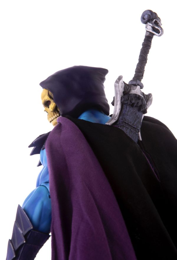 SKELETOR FIGURINE 1-6 MASTERS OF THE UNIVERSE MONDO 30 CM (11) 850972006650 kingdom-figurine.fr