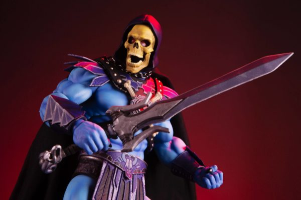 SKELETOR FIGURINE 1-6 MASTERS OF THE UNIVERSE MONDO 30 CM (13) 850972006650 kingdom-figurine.fr