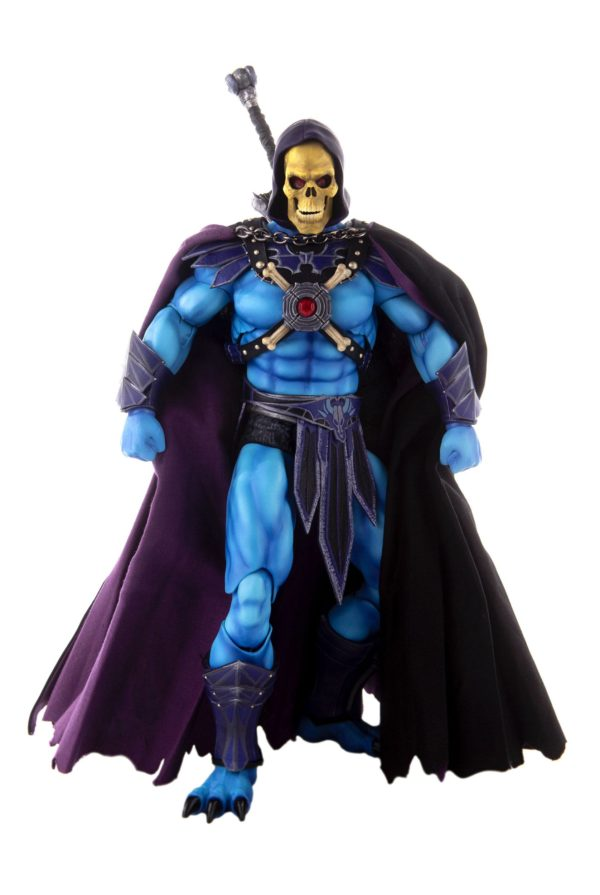 SKELETOR FIGURINE 1-6 MASTERS OF THE UNIVERSE MONDO 30 CM (4) 850972006650 kingdom-figurine.fr