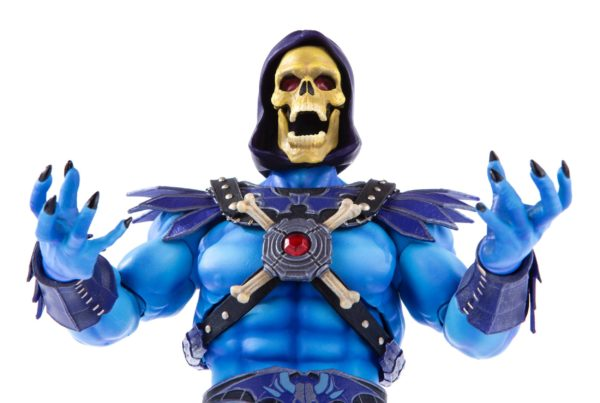SKELETOR FIGURINE 1-6 MASTERS OF THE UNIVERSE MONDO 30 CM (7) 850972006650 kingdom-figurine.fr