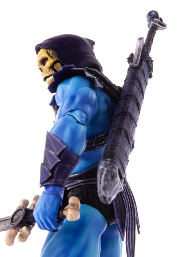 SKELETOR FIGURINE 1-6 MASTERS OF THE UNIVERSE MONDO 30 CM (8) 850972006650 kingdom-figurine.fr