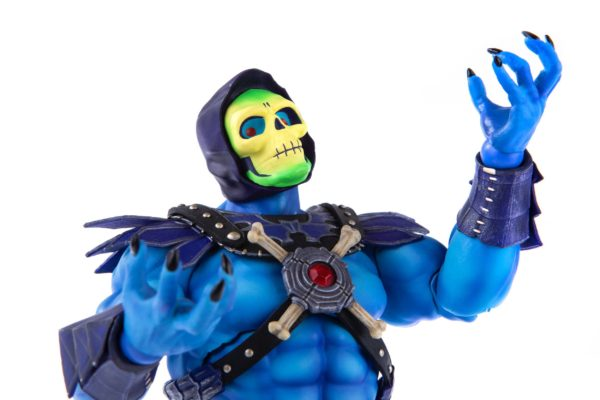 SKELETOR FIGURINE 1-6 MASTERS OF THE UNIVERSE MONDO 30 CM (8bis) 850972006650 kingdom-figurine.fr