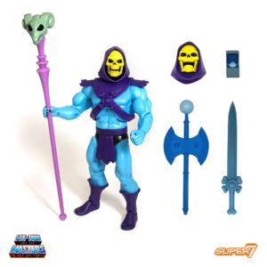SKELETOR FIGURINE MASTERS OF THE UNIVERSE ULTIMATES CLUB GRAYSKULL SUPER7 SUP7-MOTU-CGU-SKL kingdom-figurine.fr