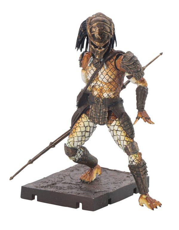 STALKER PREDATOR PREVIEWS EXCLUSIVE FIGURINE 1-18 PREDATOR 2 HIYA TOYS 11 CM (1bis) 6957534200311 kingdom-figurine.fr