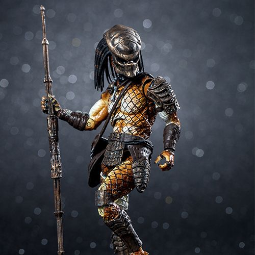 STALKER PREDATOR PREVIEWS EXCLUSIVE FIGURINE 1-18 PREDATOR 2 HIYA TOYS 11 CM (3) 6957534200311 kingdom-figurine.fr