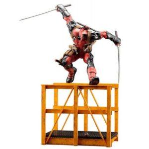 SUPER DEADPOOL STATUE ARTFX+ 1-6 MARVEL NOW KOTOBUKIYA 43 CM (1) 4934054012787 kingdom-figurine.fr
