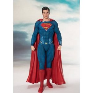 SUPERMAN STATUE ARTFX+ JUSTICE LEAGUE MOVIE KOTOBUKIYA 19 CM (0) 4934054903672 kingdom-figurine.fr