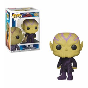 TALOS FIGURINE CAPTAIN MARVEL POP 431 FUNKO 889698363785 kingdom-figurine.fr