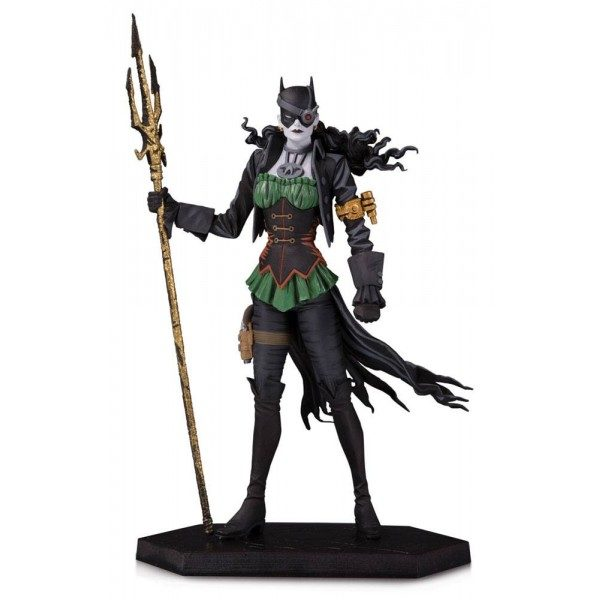 THE DROWNED STATUE DARK NIGHTS METAL DC COLLECTIBLES 18 CM (1) 761941358857 kingdom-figurine.fr