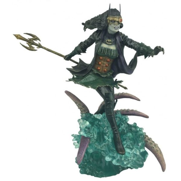 THE DROWNED STATUE DARK NIGHTS METAL DC COMIC GALLERY DIAMOND SELECT TOYS 25 CM (1) 699788833377 kingdom-figurine.fr