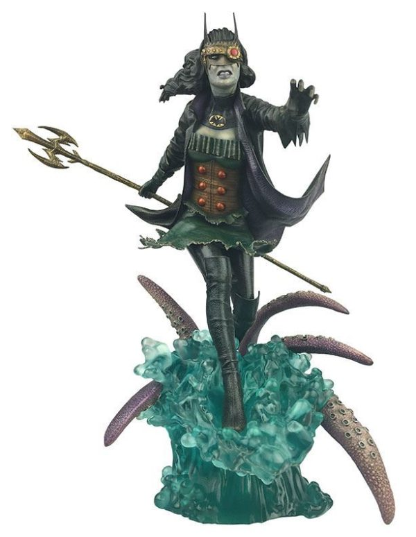 THE DROWNED STATUE DARK NIGHTS METAL DC COMIC GALLERY DIAMOND SELECT TOYS 25 CM (2) 699788833377 kingdom-figurine.fr