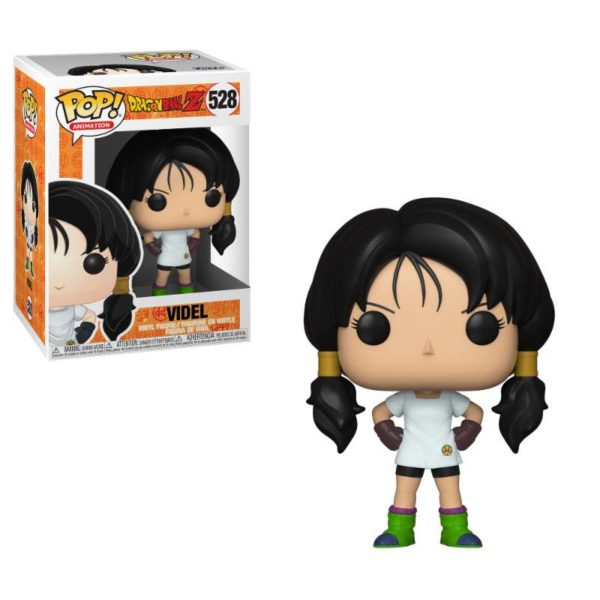 VIDEL FIGURINE DRAGON BALL Z POP ANIMATION 528 FUNKO 889698363891 kingdom-figurine.fr