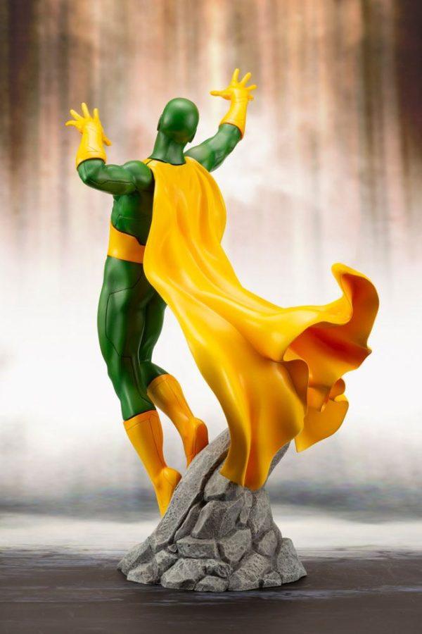 VISION STATUE MARVEL COMICS STATUE ARTFX+ 1-10 KOTOBUKIYA 22 CM (6) 4934054093557 kingdom-figurine.fr