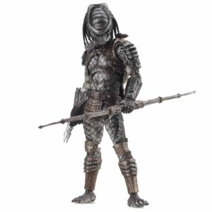 WARRIOR PREDATOR PREVIEWS EXCLUSIVE FIGURINE 1-18 PREDATOR 2 HIYA TOYS 11 CM (1) 6957534200298 kingdom-figurine.fr
