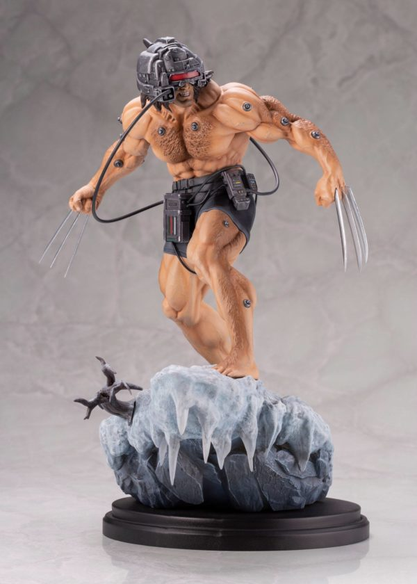 WEAPON X STATUE 1-6 MARVEL COMICS FINE ART KOTOBUKIYA 33 CM (1bis) 190526014671 kingdom-figurine.fr