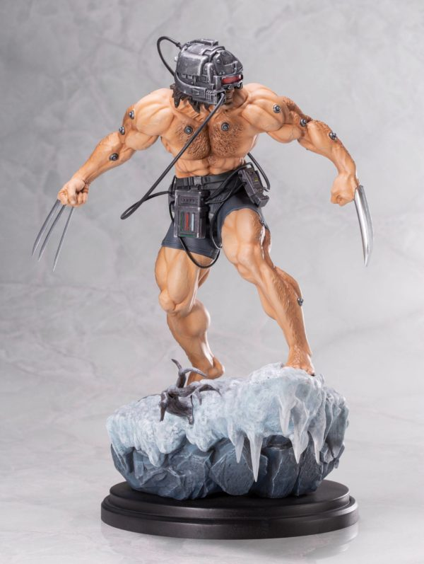 WEAPON X STATUE 1-6 MARVEL COMICS FINE ART KOTOBUKIYA 33 CM (2) 190526014671 kingdom-figurine.fr