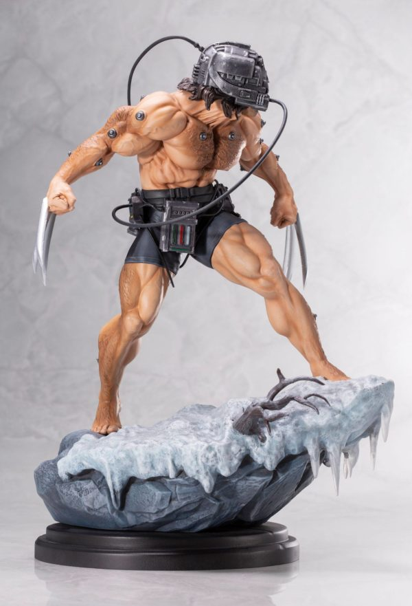 WEAPON X STATUE 1-6 MARVEL COMICS FINE ART KOTOBUKIYA 33 CM (3) 190526014671 kingdom-figurine.fr