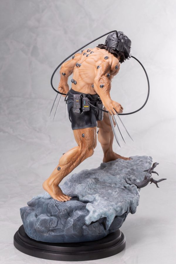 WEAPON X STATUE 1-6 MARVEL COMICS FINE ART KOTOBUKIYA 33 CM (4) 190526014671 kingdom-figurine.fr